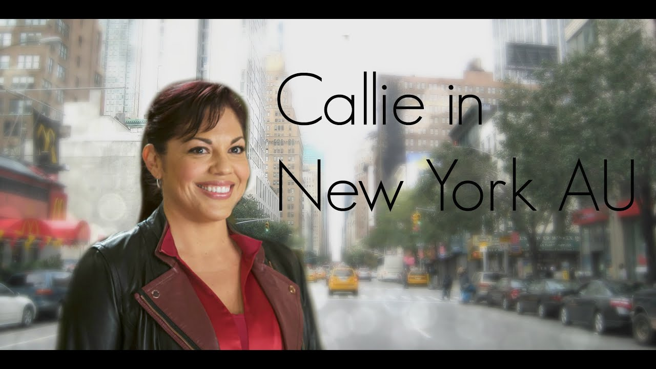 Greys Anatomy Season 13 AU | Callie in New York - YouTube