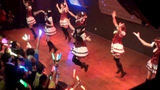 2013年2月24日、秋葉原「P.A.R.M.S」で夜の部公演にはダンスユニット「D...