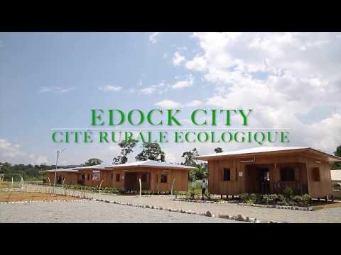 Gabon  EDOCK CITY 1ère Citée  rurale Ecologique du Gabon
