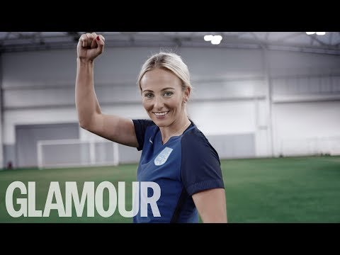 9 Questions Only Female Footballers Get Asked | Glamour UK