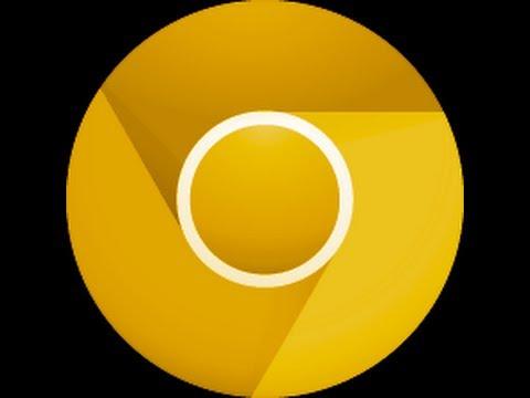 How to Enable Google Chrome's Secret Gold Icon