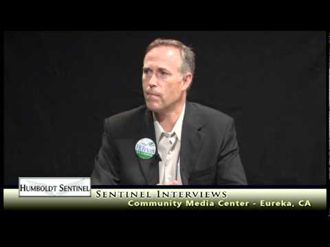 Sentinel Interviews - Jared Huffman