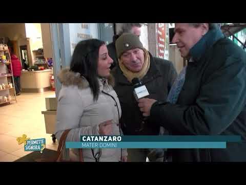 Permette Signora - Catanzaro - Mater Domini - 1ª parte - 19-01-2018
