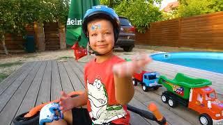 Бу бу ай болит - Детские песни - Макс и Песни для детей