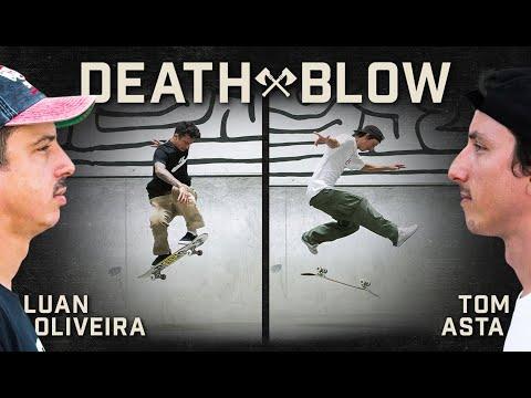 Luan Oliveira Vs. Tom Asta | DEATH BLOW