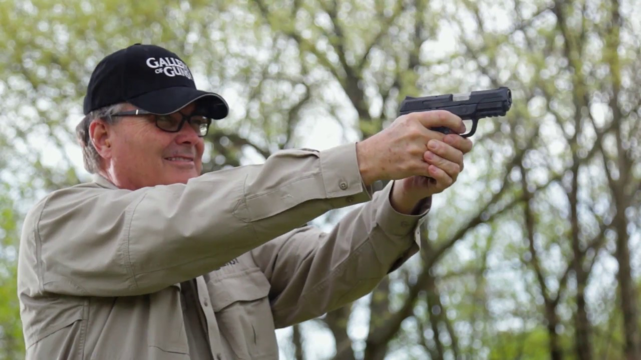 GOGTV 2017 - Ruger American Compact 45ACP