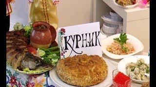В детском саду Ноябрьска воспитанникам показали, насколько вкусными могут быть национальные блюда