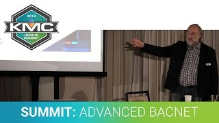 2018 KMC Genius Summit: KMC Commander Advanced BACnet Networks/Wireless