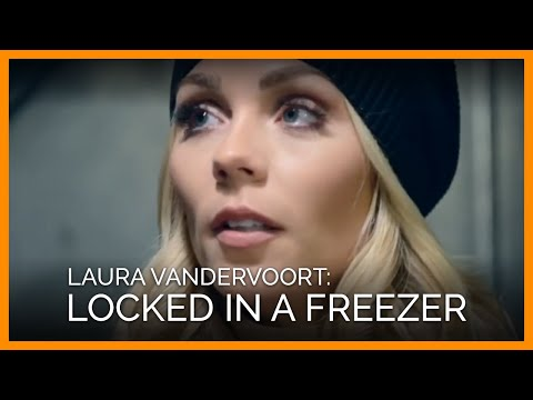 How Long Did Laura Vandervoort Last Locked in a Freezer?
