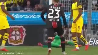 Bayer Leverkusen vs Borussia Dortmunt 2-4 all goals