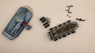Dinky 104 SPV Restoration Part 1