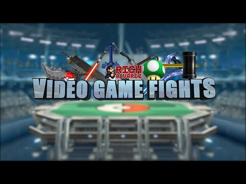 FEMALE FIGHTS! - VIDEO GAME FIGHTS!