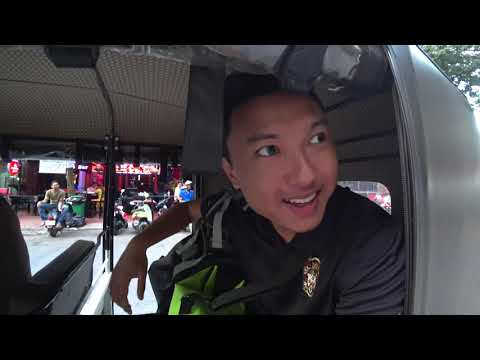 Phnom Penh 🇰🇭 - Airport to CITY CENTER | Travel Guide