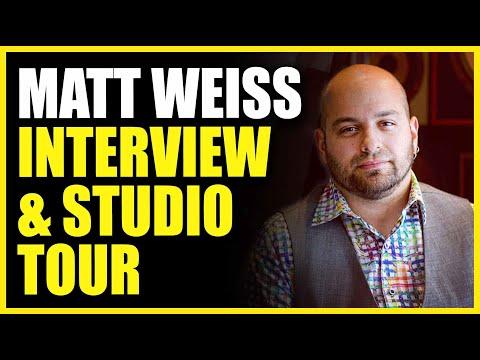 Matt Weiss Interview and Studio Tour – Warren Huart: Produce Like A Pro