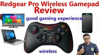 Hindi || Redgear Pro Wireless Gamepad Review
