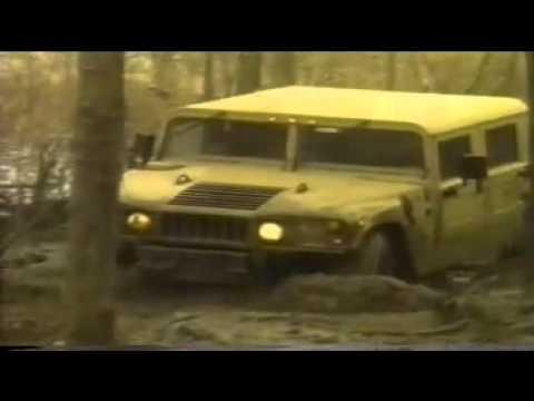 Hummer H1 4x4 - YouTube