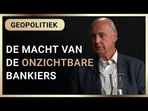 De macht van de onzichtbare bankiers – Peter Toonen en Lucas Hollertt