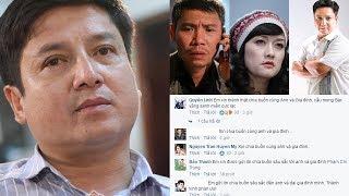 Danh hài Chí Trung sốc khi mẹ qua đời, loạt sao Việt đau xót gửi lời chia buồn sâu sắc