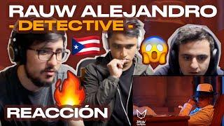 [Reacción] Rauw Alejandro - Detective - ANYMAL LIVE 🔴