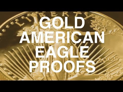 Gold American Eagle Proofs | U.S. Money Reserve