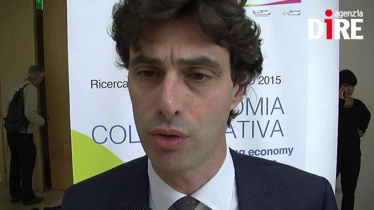 Andrea Ciampalini, direttore generale Lazio Innova all ...