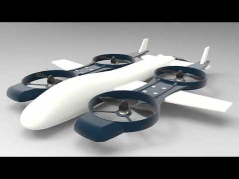 Austin Medical Cargo Drone