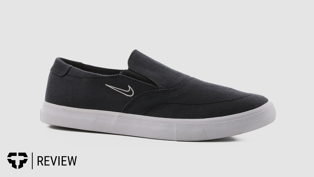 wholesale dealer b22b2 4b159 Nike SB Portmore II Slip Skate Shoes Review - Tactics.com