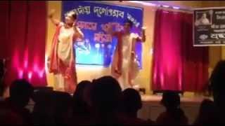 Durga Puja Dance 2014 - Dola re, Piyu Bole & Jao Pakhi Bolo
