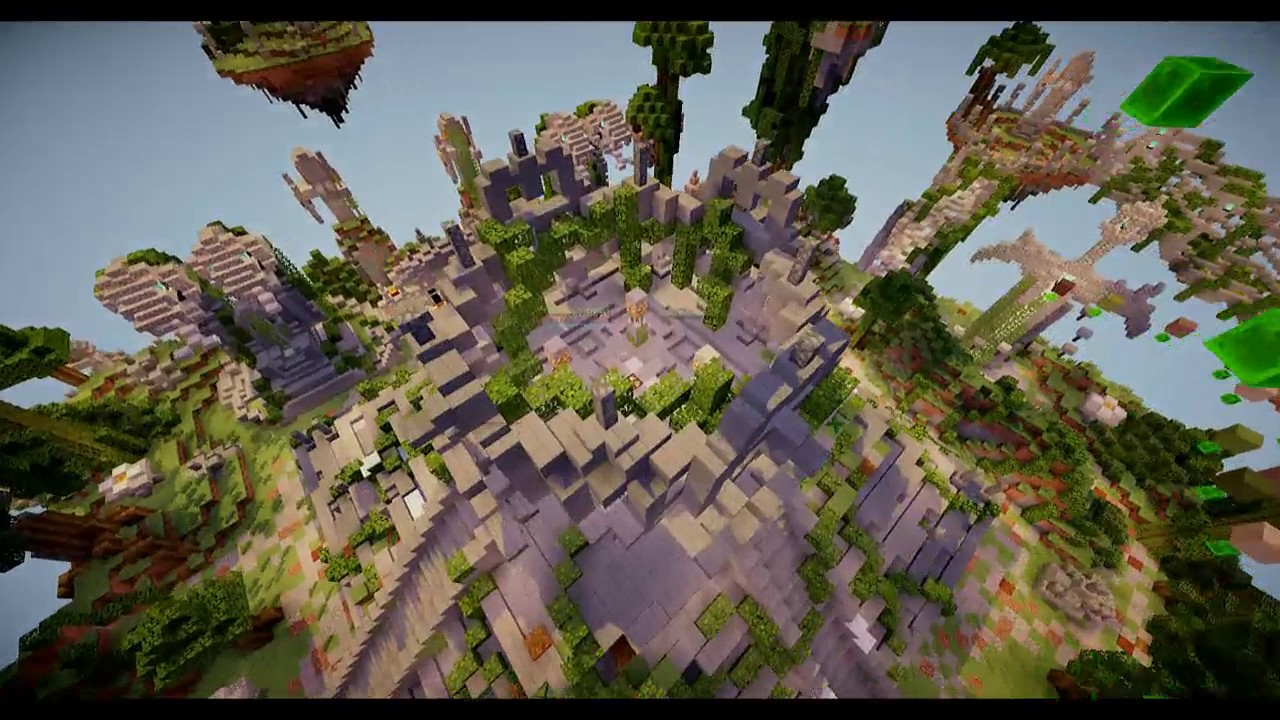 Spawn SkyBlock DownLoad (free)