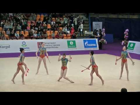Group of Bulgaria (Jun) 10 clubs  Grand Prix Moscow 2017