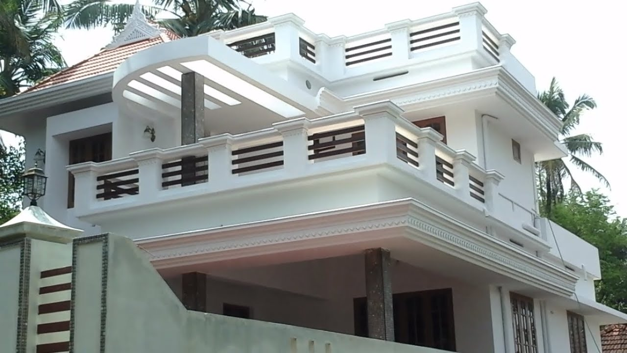 Ready To Occupy Low Budget House For Sale In Angamaly