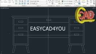 Learning Autocad 2013 Tutorial 5: Drawing On Your Own