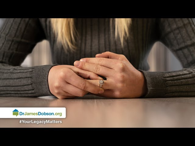 Back from the Brink of Divorce – Part 1 with Dr. James Dobson's Family Talk | 06/12/2019
