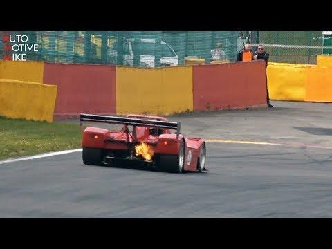 Ferrari 333 SP V12 Sound - BETTER THAN 2018 FORMULA 1?!