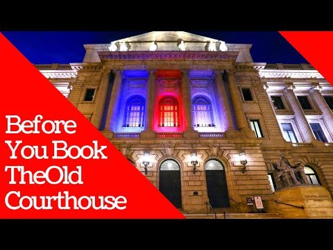 Before You Book The Old Courthouse In Cleveland For Your Wedding