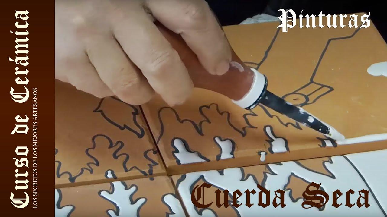 Curso de cer mica preparar esmaltes para cuerda seca Esmalte para ceramica