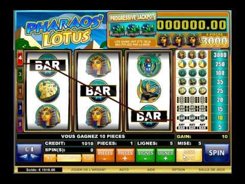 Machines sous gratuites casino lemonade