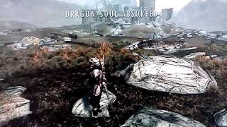 Miraak stealing all souls - solution
