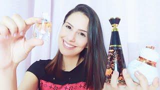 Perfumes Emper, Viva La Juicy Glacé, Minis, Brand Collection, Joico... Recebidão MAC DECANTS -