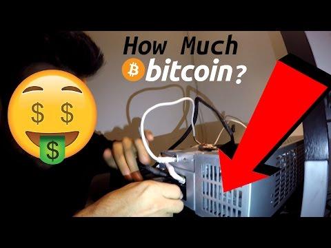 How Much can you make mining bitcoins + Antminer R4 unboxing