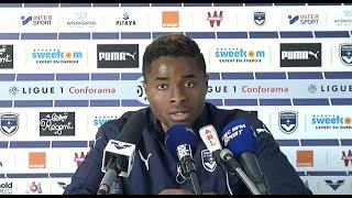 François Kamano aborde Montpellier-Bordeaux