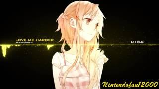 Video [аниме] Nightcore   Love Me Harder Request [anime] download MP3, 3GP, MP4, WEBM, AVI, FLV Maret 2018