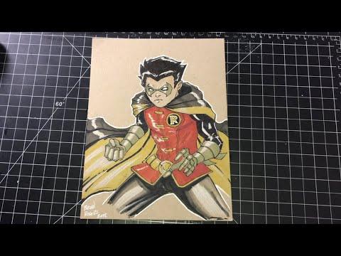 Robin - Son of Batman (Damian Wayne)