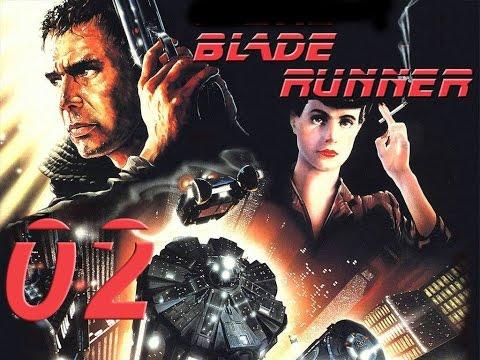 Прохождение Blade Runner (1997)...Корпорация Тайрел ... Ч2