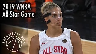 [WNBA] WNBA All-Star Game 2019, Full Game Highlights, July 27, 2019