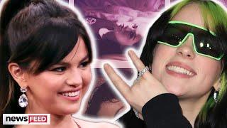 Selena Gomez SHOCKED She Inspired Billie Eilish's Music!