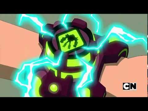 Ben 10 Reboot - Shock Rock New Transformation
