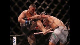 UFC Fight Night Dec 1, 2018 Fight Recap Full HD - Tai Tuivasa vs Junior Dos Santos