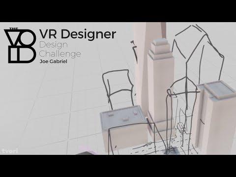 VOID Design Challenge: VR Designer