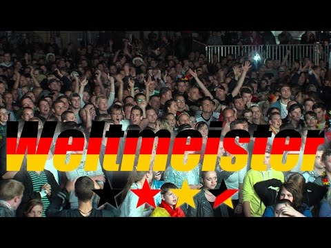 myREGIO.TV - AKTUELL: Public Viewing FINALE